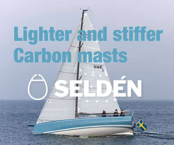 Selden 2020 - Carbon Masts - MPU