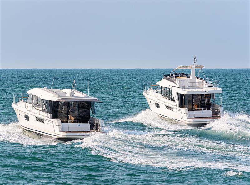 Beneteau new Swift Trawler 41 - photo © Nicolas Claris