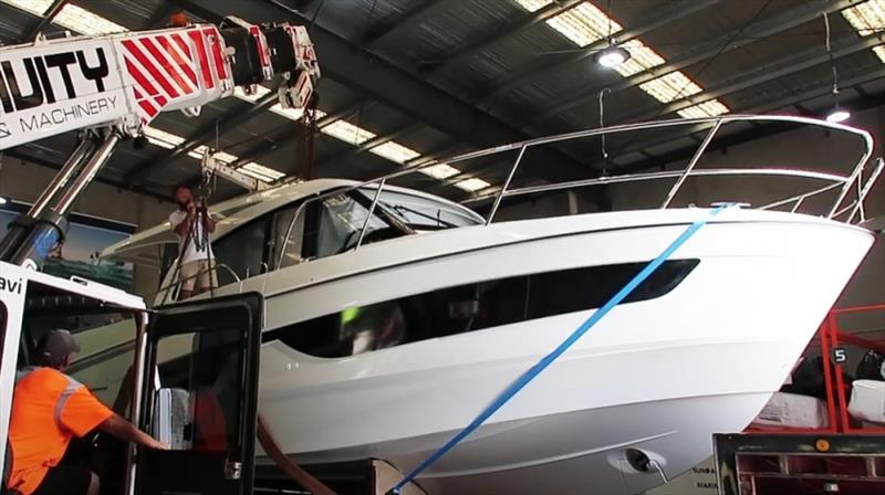 Antares 11 in Melbourne, Australia - Dealer: Sundance Marine - photo © Beneteau Asia Pacific