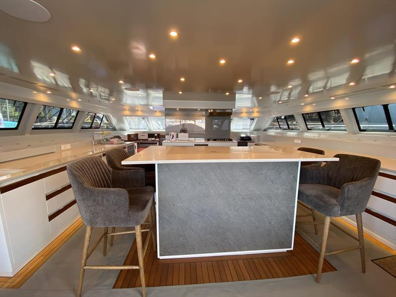 Two Oceans 850E Power Catamaran - photo © Two Oceans Marine Manufacturing