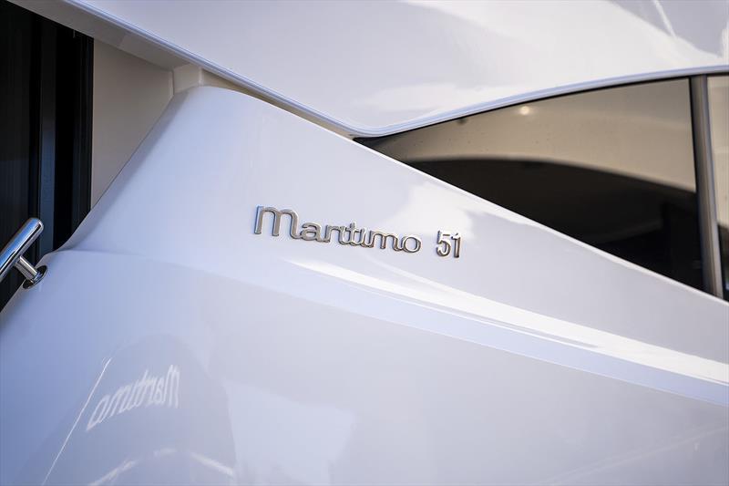 Maritimo M51 Flybridge Motor Yacht - photo © Maritimo