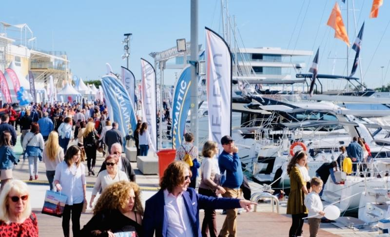Valencia Boat Show - photo © Vicent Bosch