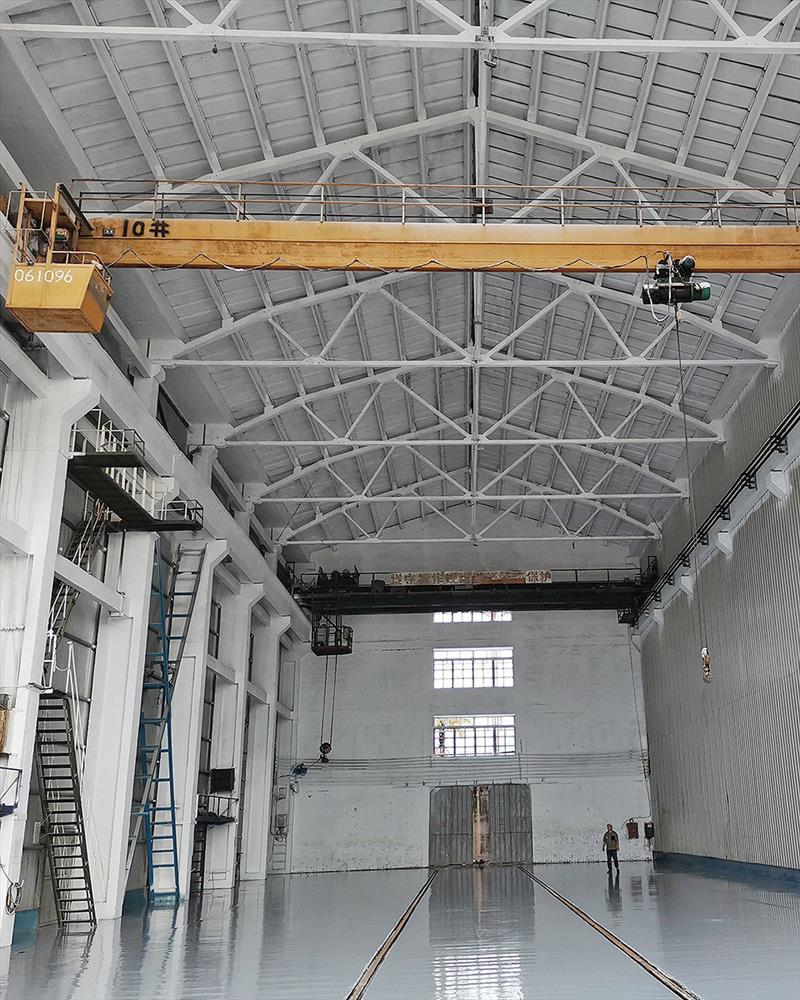 The new ILIAD manufacturing facility - photo © ILIAD