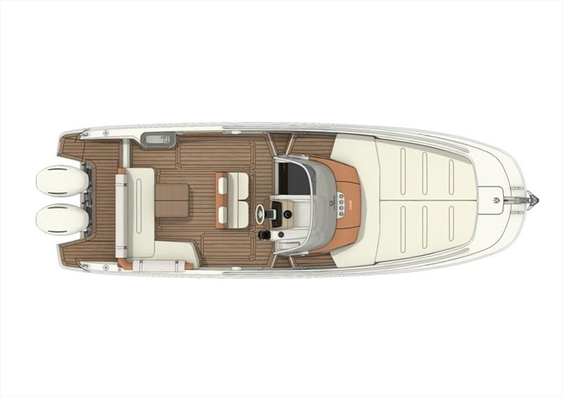 Invictus CX270 - Main deck - photo © Invictus Yacht