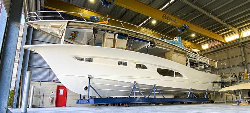 Riviera 64 Sports Motor Yacht - photo © Riviera Australia