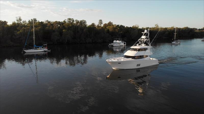 Maritimo One Custom Fish M59 Motor Yacht - photo © Jake Sylvester