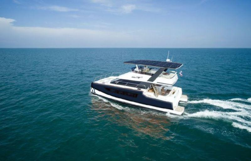 Elite 50 - photo © Nova Luxe Yachts