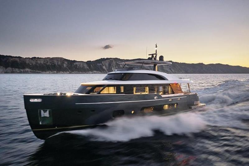 Magellano 25 Metri - photo © Azimut Yachts