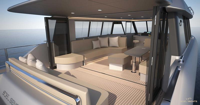 Soel Senses 48 - photo © Soel Yachts