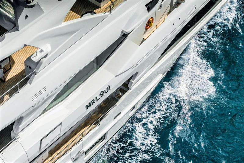 Benetti MR LOUI - photo © Quin Bisset