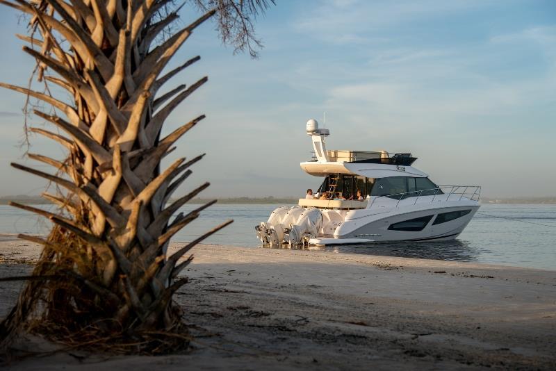 Regal 42 FXO - photo © Regal Boats