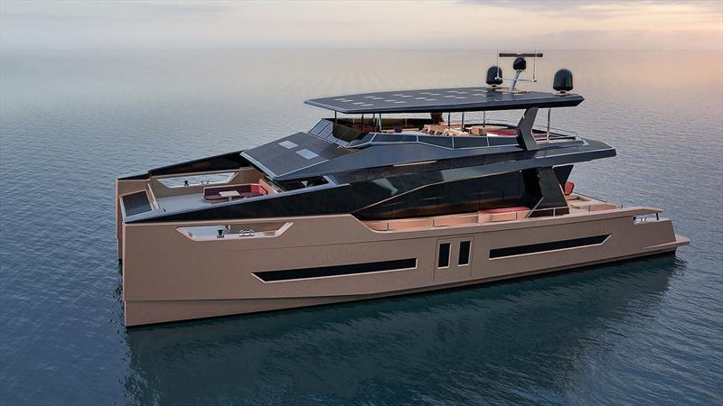 Ocean Eco 90 Explorer - photo © Alva Yachts