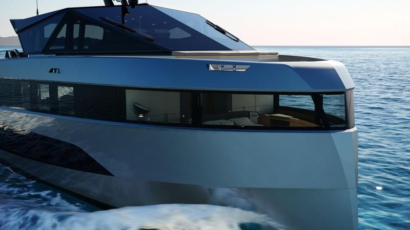 WHY200 - photo © Wally Yachts