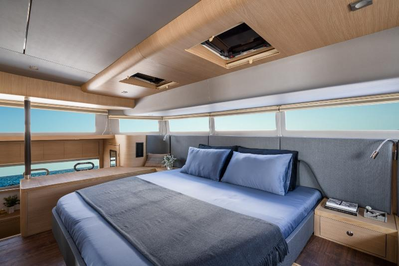 Aquila 54 Yacht Power Catamaran - photo © Aquila Boats