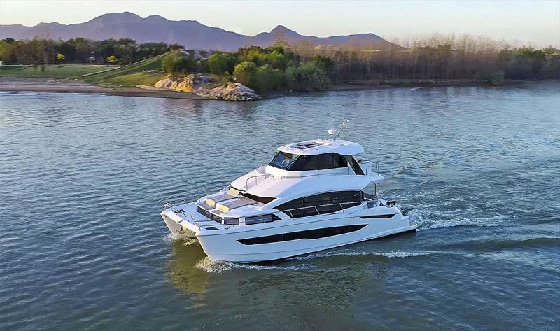 Aquila 54 Catamaran - on display this May at SCIBS 2021. - photo © Aquila