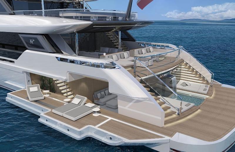 Ayrton 63m - photo © ISA Yachts