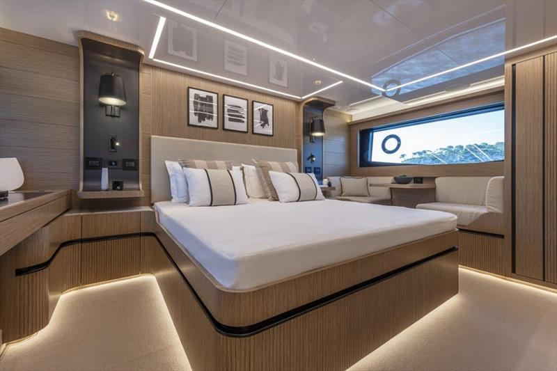Pearl 62 photo copyright Pearl Yachts taken at  and featuring the Power boat class