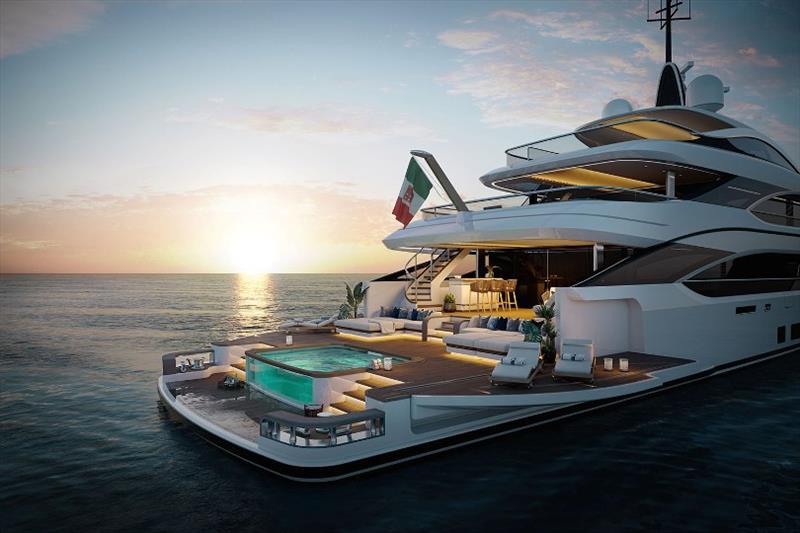B.Now 50m - photo © Benetti Yachts