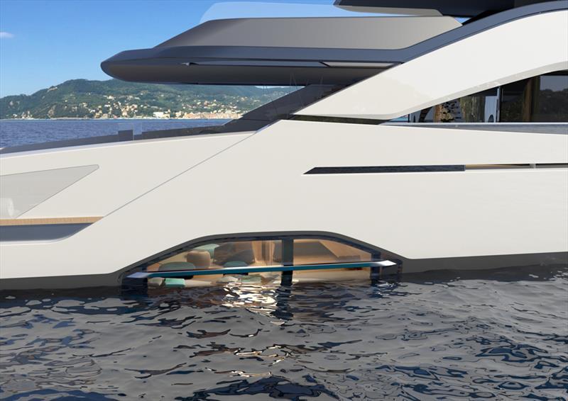 Tankoa Sportiva 55 - photo © Tankoa Yachts