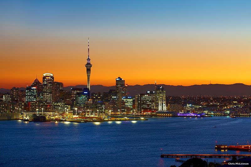 Auckland City will be host to the 36th America's Cup, however events for superyachts and J class will be held in Auckland and the Bay of Islands - photo © Chris McLennan